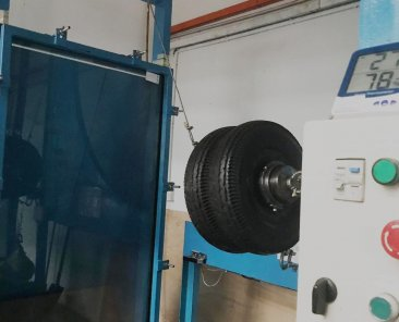 Safety Glass Testing Equipment