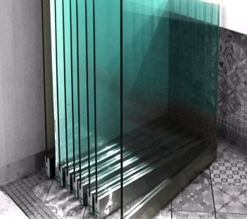 Kario Glass - movable-glass-panel