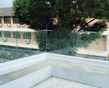 Kario Glass - glass railing