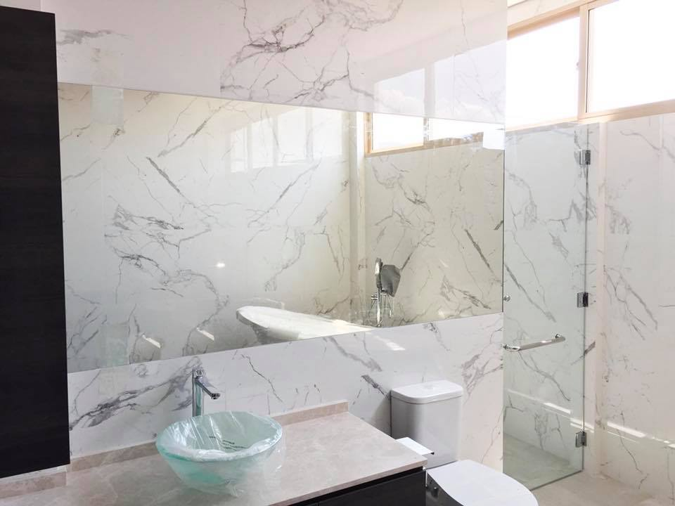 Kario Glass - Showerscreen and mirror